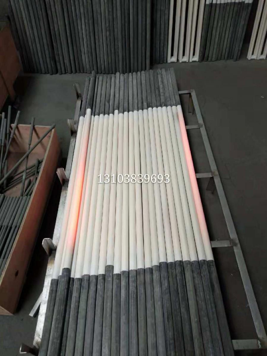 硅碳棒加热管