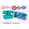 管式4极双刷集电器 起重机集电器