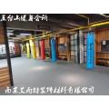 南京五台山健身房镜子安装