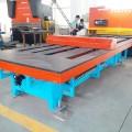 供应剪板数控送料机苏州德正自动化