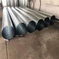 佛山螺旋风管厂家专业生产白铁烟管