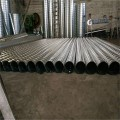 佛山通风管道厂家专业加工白铁皮保温管道