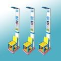 全自动儿童坐高秤 儿童身高坐高体重电子秤HW-700E型