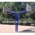 固定式單臂籃球架
