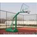 哈爾濱移動凹箱式籃球架廠家Q418