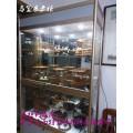 南京鸟笼展示柜、鸟笼展示架