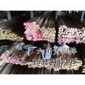 H62铜棒厂家直销 国标高精无铅铜棒 黄铜六角棒 可切