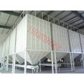 訂制糧食鋼板倉 方形通風鋼板倉 稻谷專用鋼板倉