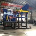 废铁破碎机工艺流程