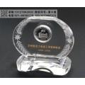 水晶镶嵌币奖牌样式 食品公司庆典礼品  百年校庆礼品选什么好