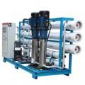 开封2吨单极全自动纯净水设备2吨反渗透水处理设备