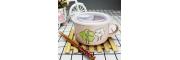 陶瓷饭盒款式保鲜碗定做家用陶瓷碗保鲜盒套装
