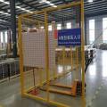 江苏采购车间隔离网规格 江阴工厂车间框架护栏网报价