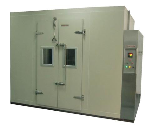 普桑达科技大型高温老化房技术方案