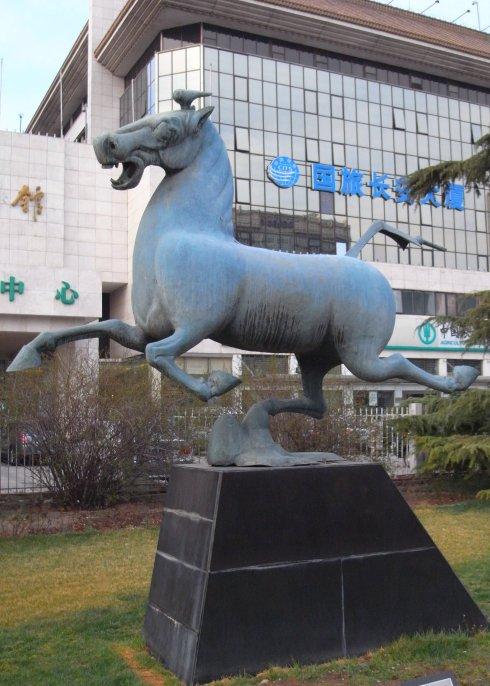 动物雕塑铸造-动物雕塑-盛鼎