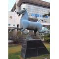 动物雕塑铸造-动物雕塑-盛鼎0