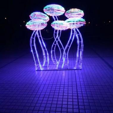 灯光节厂家 2019年做灯光节还会赚钱吗