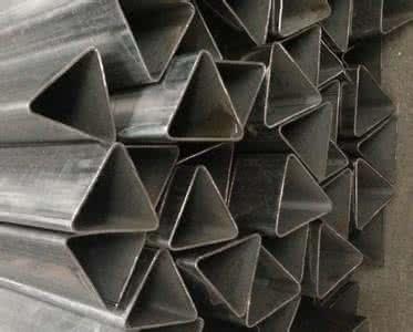 一支起订三角形焊管/三角焊管