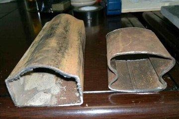 一支起订八字形焊管厂、