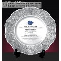 高檔感謝獎牌推薦 公司十大杰出員工獎牌 慶典紀念盤定制廠家