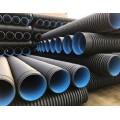 上海明国HDPE双壁波纹管生产厂家