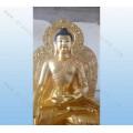 铜雕财神像-大型铜财神雕塑-盛鼎