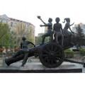 校园雕塑铸造-大型名人雕塑-盛鼎