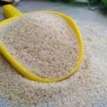 万鸿天然海沙 0.5-1mm公园沙池 足球沙滩用白沙 水洗砂