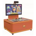 """""""玩中学""""游戏课堂 儿童智能早教系统 豪派科技 魔幻益智桌面"""