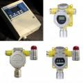 带声光报警溴素气体泄漏报警仪 固定式溴素探测器