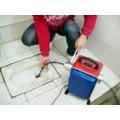 百信幸福苑专业维修马桶疏通厕所拆装洗澡地漏清洗下水道抽粪