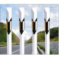 供应阳东道路交通轮廓标 玻璃钢标志桩 百米桩 厂家直销