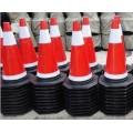 厂家直销 PVC路锥 警示标志桶交通安全锥阳春交通设施