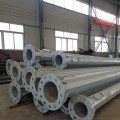 鋼樁基礎打樁機電力鋼桿樁基礎光伏打樁車電力