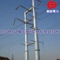 電力鋼桿電力打樁車鋼樁基礎光伏打樁機供電鋼桿價格