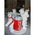 潍坊游戏人物泡沫雕塑制作公司