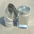 专业快速生产各种规格风管配件 广东佛山通畅螺旋风管厂家价格