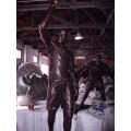 乌海历史人物雕塑制作
