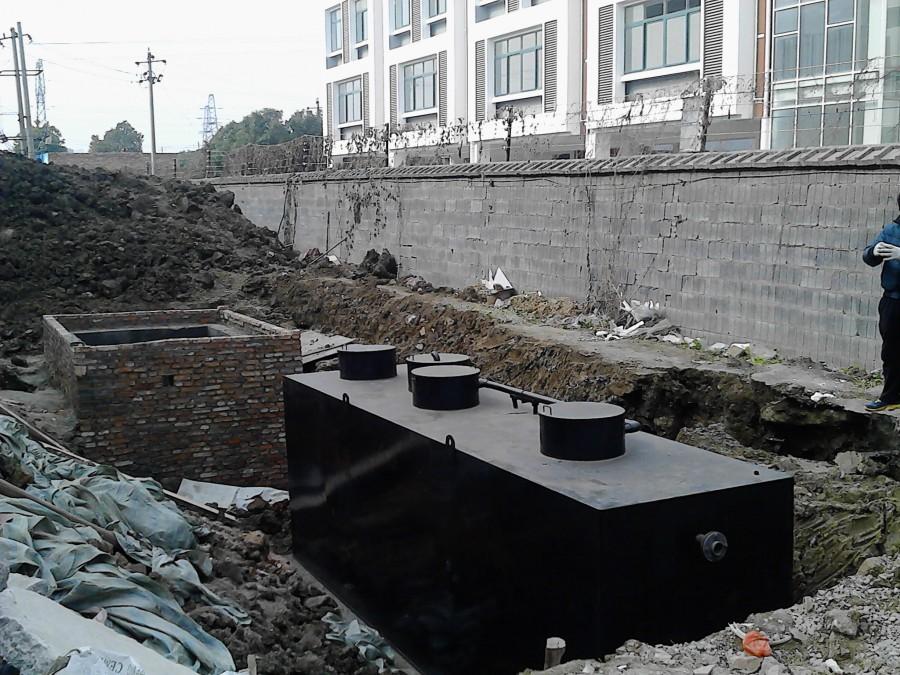 林州陵阳镇生活污水处理设备经久耐用