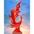 不锈钢雕塑@河北石家庄不锈钢景观艺术造型雕塑生产厂家