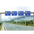 广州 交通安全设施智能升降式龙门架 阳东限高龙门架设计
