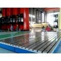 T型槽试验平板 T型槽试验平板 T型槽试验工作板 试验平板