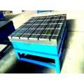 铸铁定盘平板-定盘平板 划线定盘 T型槽定盘 铸铁定盘