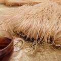 河南特产农家纯红薯粉条 清朝末年延续至今正宗自制红薯粉酸辣粉