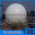 江蘇雙膜氣柜沼氣工程配套出現漏氣的3種補救方法