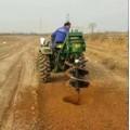 商丘农机厂家供应植树挖坑机 多功能地钻 果园打坑机