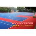 篮球场悬浮拼装地板价格 悬浮地板施工