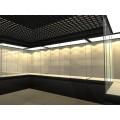 隆城展示提供博物馆展示柜厂家