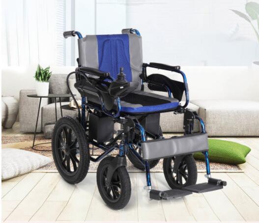 宝鸡互邦电动轮椅 人性化设计 安全带可调 豪华型配置