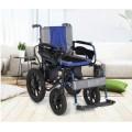 宝鸡互邦电动轮椅 人性化设计 安全带可调 豪华型配置0